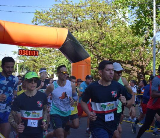 48fbf07783c Corrida da Independência foi disputada por mais de 200 atletas